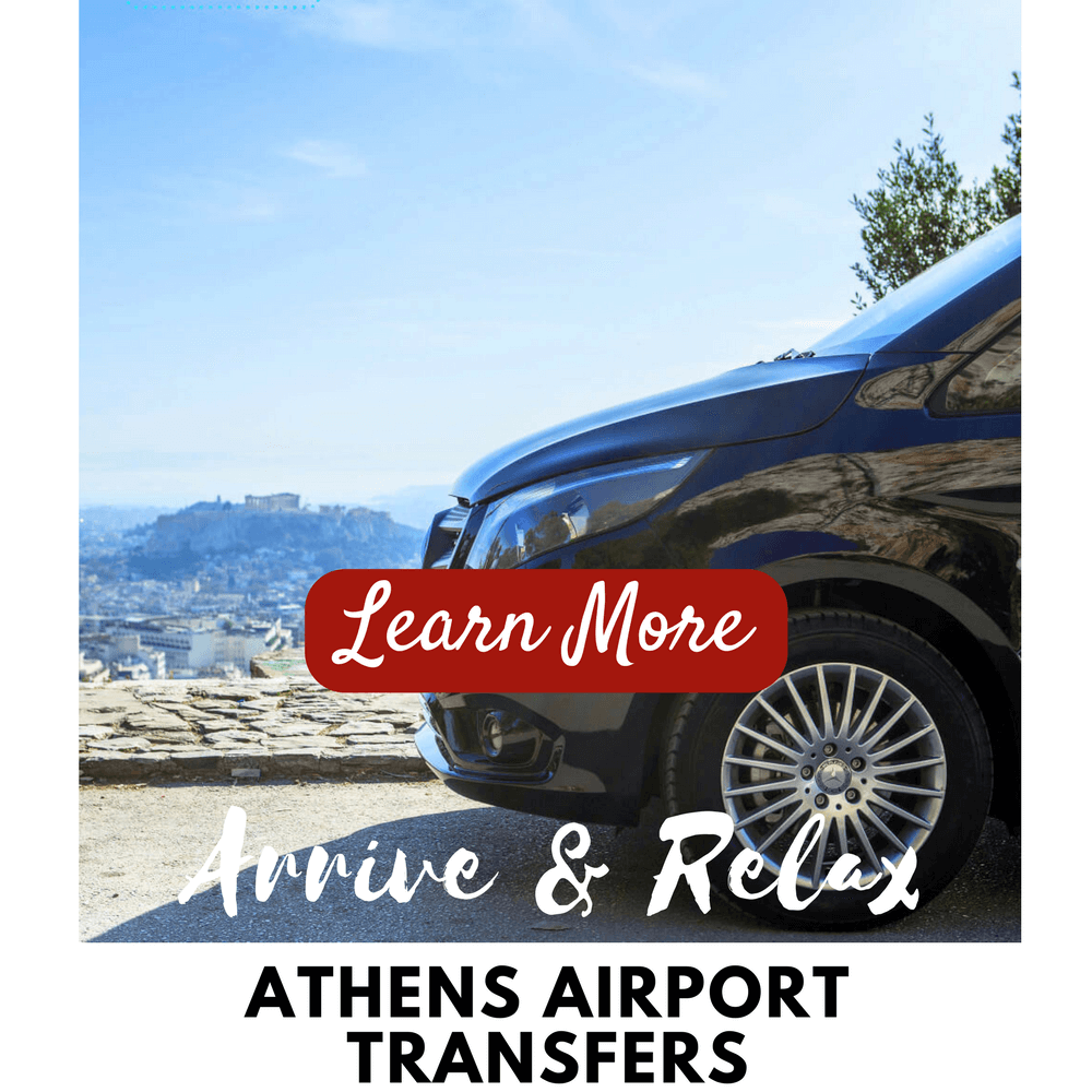 Why Athens Airport Transfer Taxis