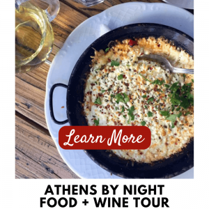 Why Athens Food Wine Tour