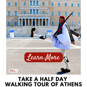 Why Athens Guided Walking Tour