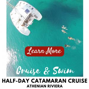 Why Athens Sailing Catamaran Tour