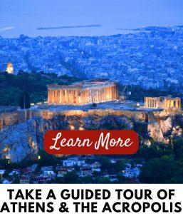 Athens City Guide Street Acropolis Tours