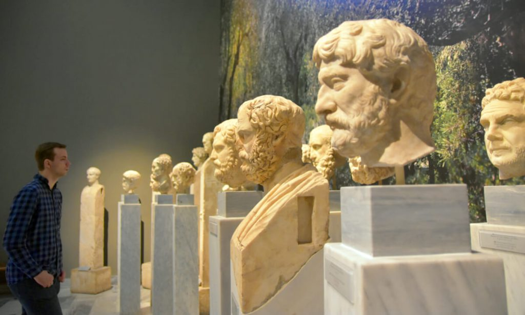 Hadrian Athens National Archaeological Museum I