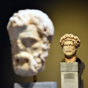 Hadrian Athens National Archaeological Museum Herodes Atticus
