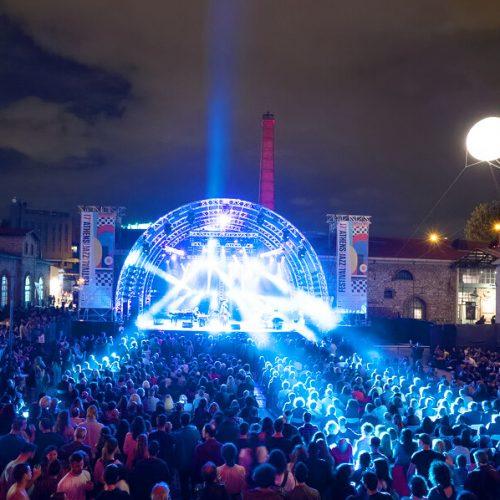 Athens Technopolis Jazz Festival Stage