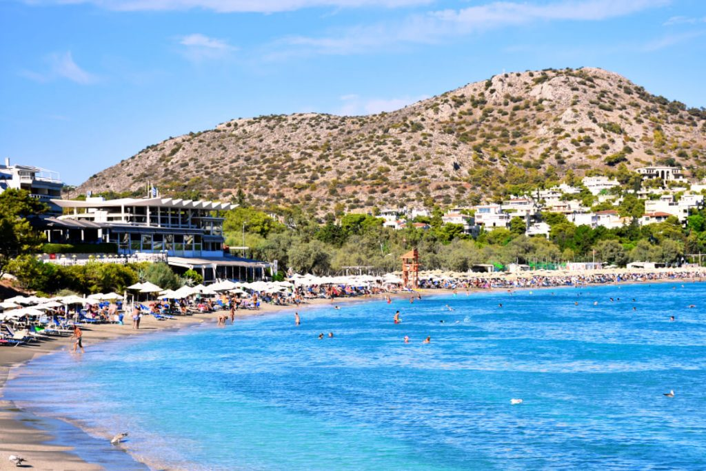 Best Athens Beaches Akti Vouliagmeni