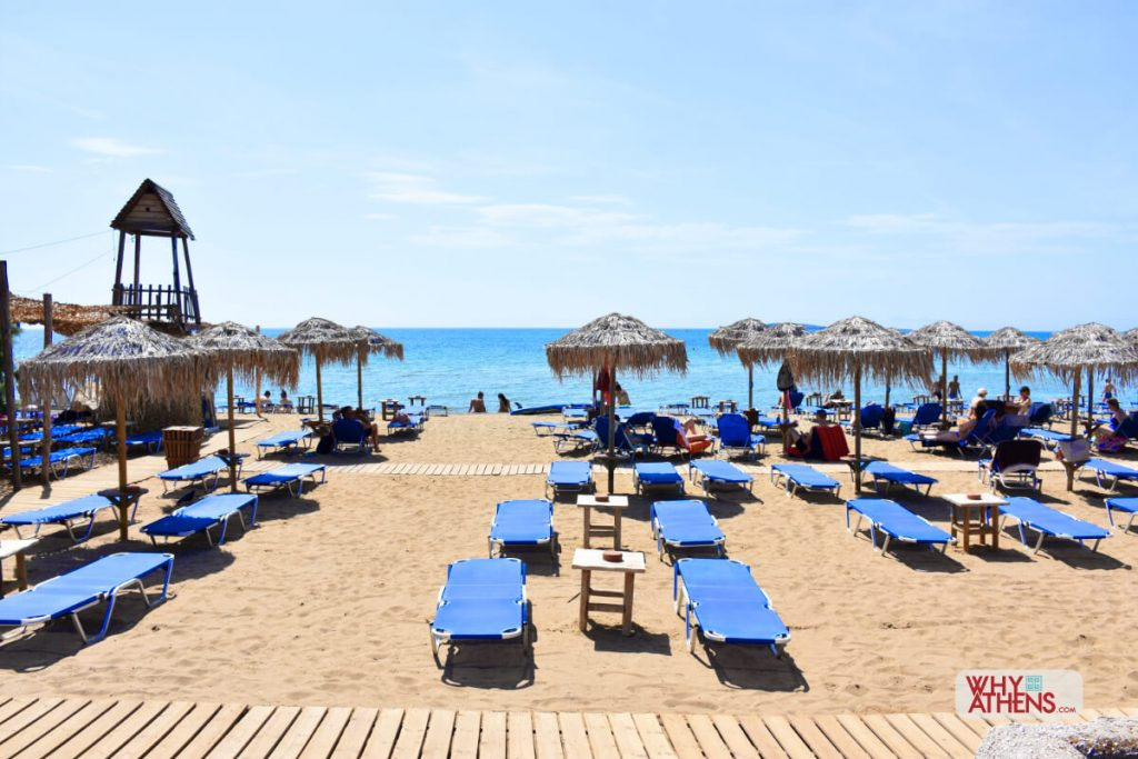 Best Athens Beaches Kavouri
