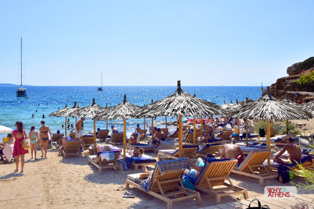 Best Athens Beaches Krabo Vouliagmeni