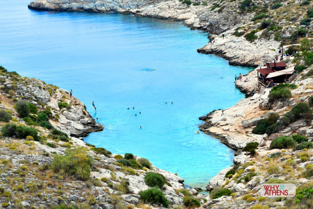 Best Athens Beaches Limanakis Lefteris