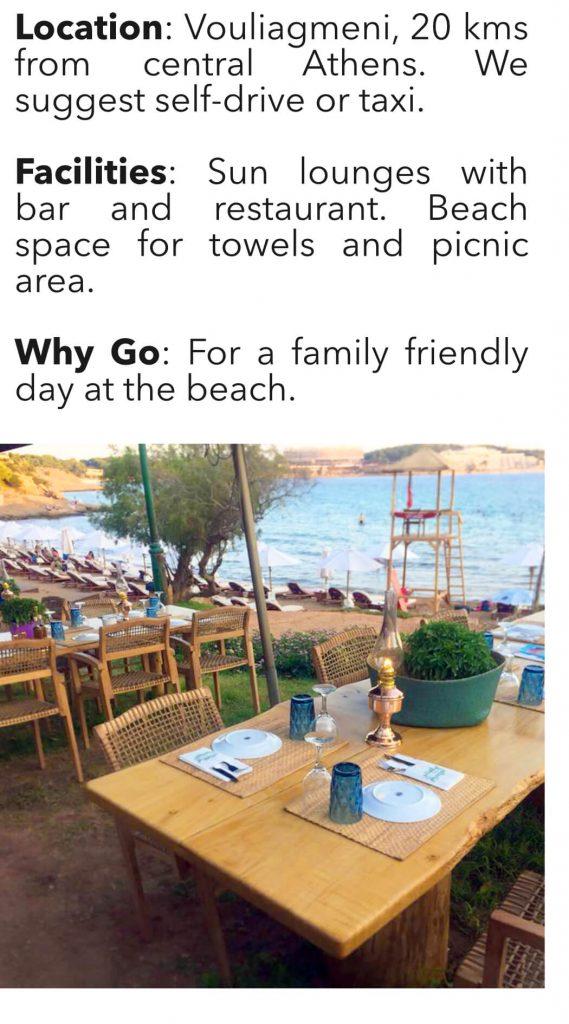 Best Athens Beaches Zen Niriides
