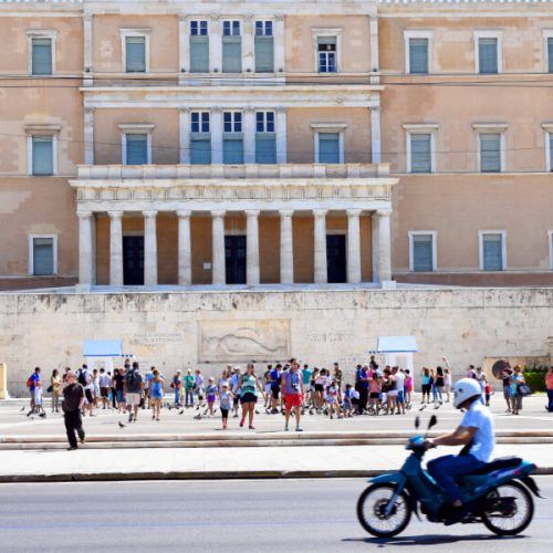 Kalimera Why Athens City Guide Parliament