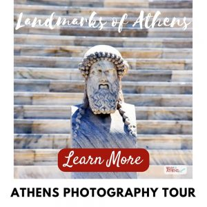 Landmarks Athens Photography Tour