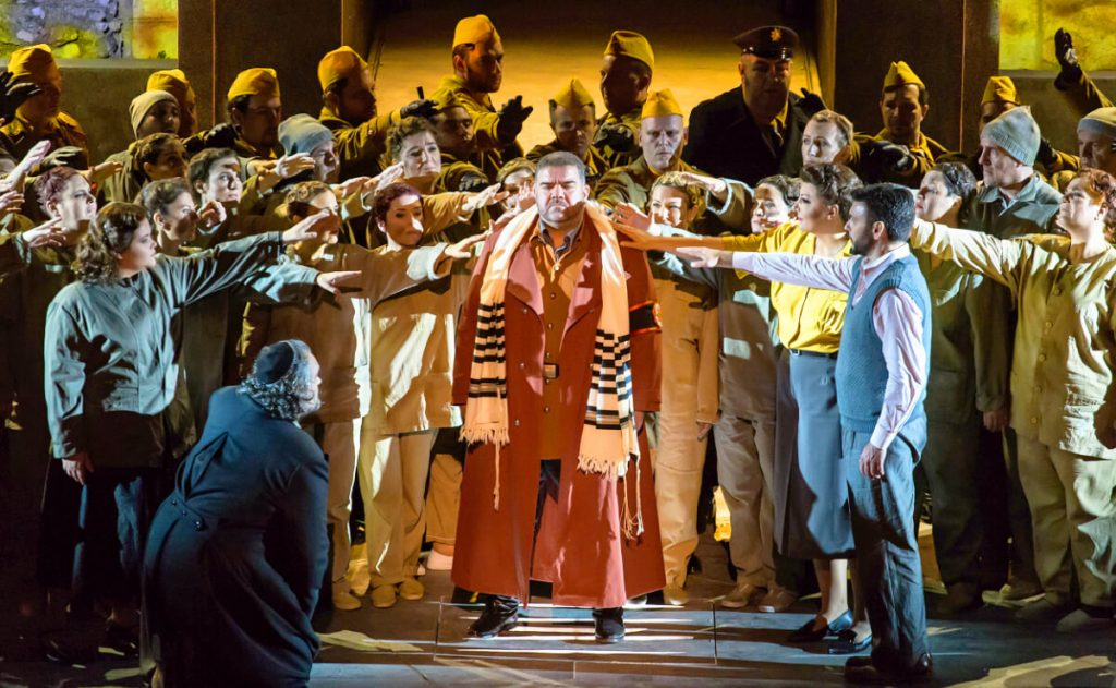Nabucco Athens Festival Odeon Herodes Atticus