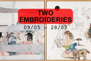 Two Embroideries Mentis Passementerie Athens