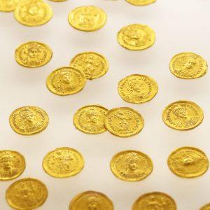 Byzantium First Millenium Byzantine Museum Athens Coins