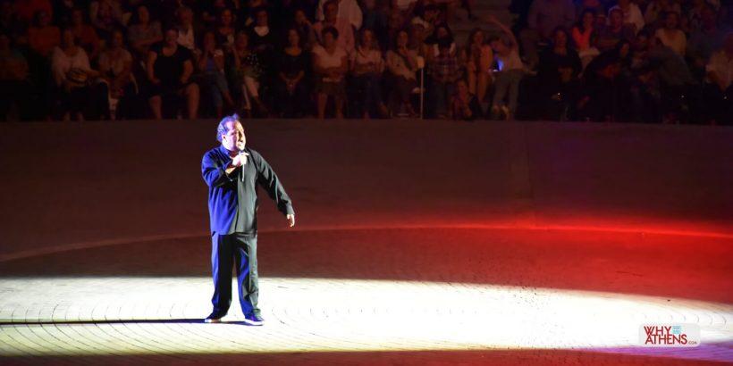 Giannis Parios Greek Singers in Athens