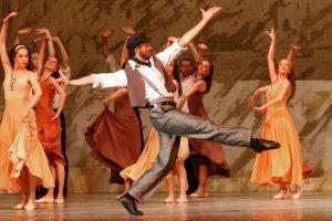 Zorba the Greek Ballet Athens Panathenaic Stadium
