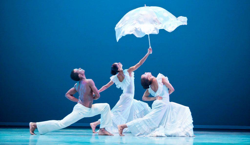 Alvin Ailey Megaron Athens American Dance Theater