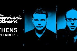 Chemical Brothers Athens