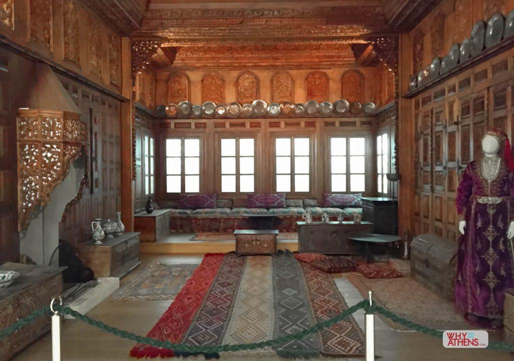 Benaki Museum Athens Mansion
