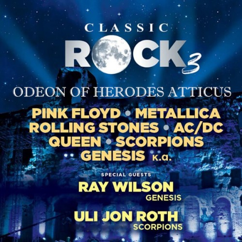 Classic Rock Odeon Herodes Athens