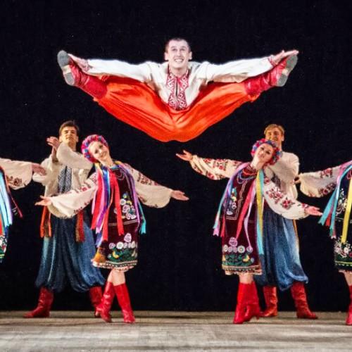Virsky Ukrainian Folk Dance Odeon Herodes Athens