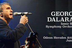 George Dalaras Odeon Athens Festival
