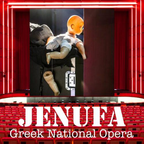 JENUFA Greek National Opera Athens Janáček