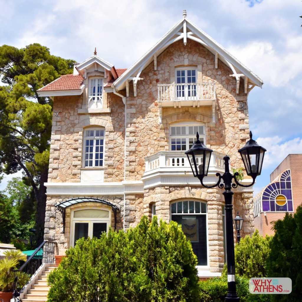 Kifissia Athens Shopping Neo-Classical