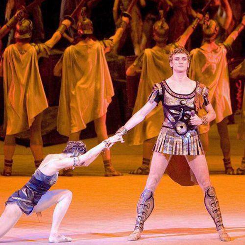 Spartacus Odeon Herodes Atticus Athens
