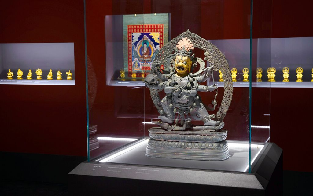 Acropolis Museum Forbidden City Qianlong