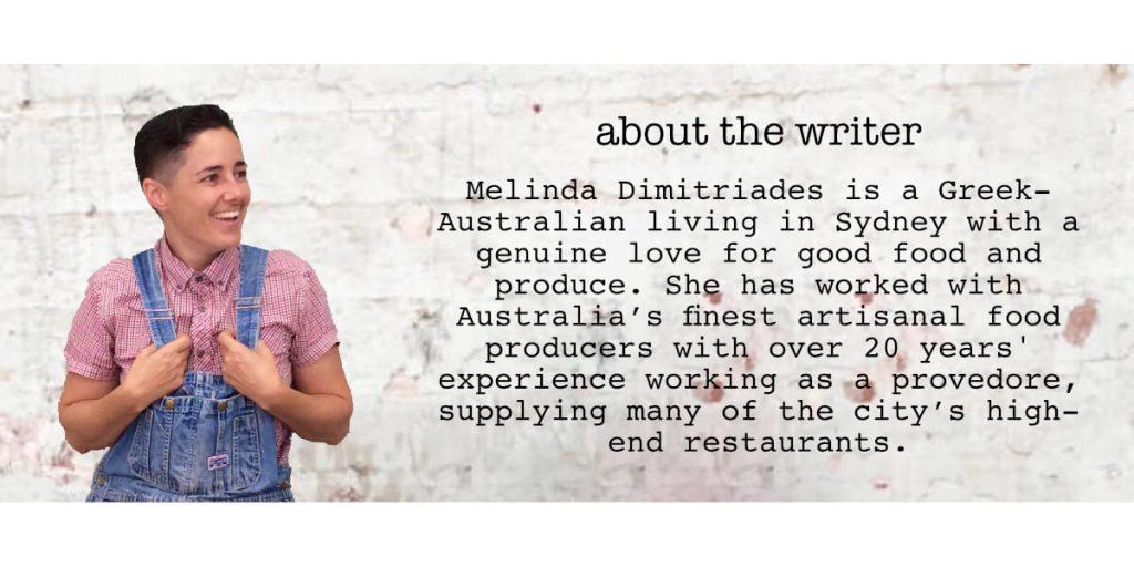 Funky Gourmet Athens Melinda Dimitriades