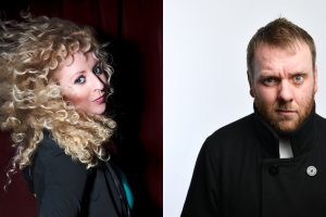IRISH STAND-UP COMEDY ATHENS Comedians