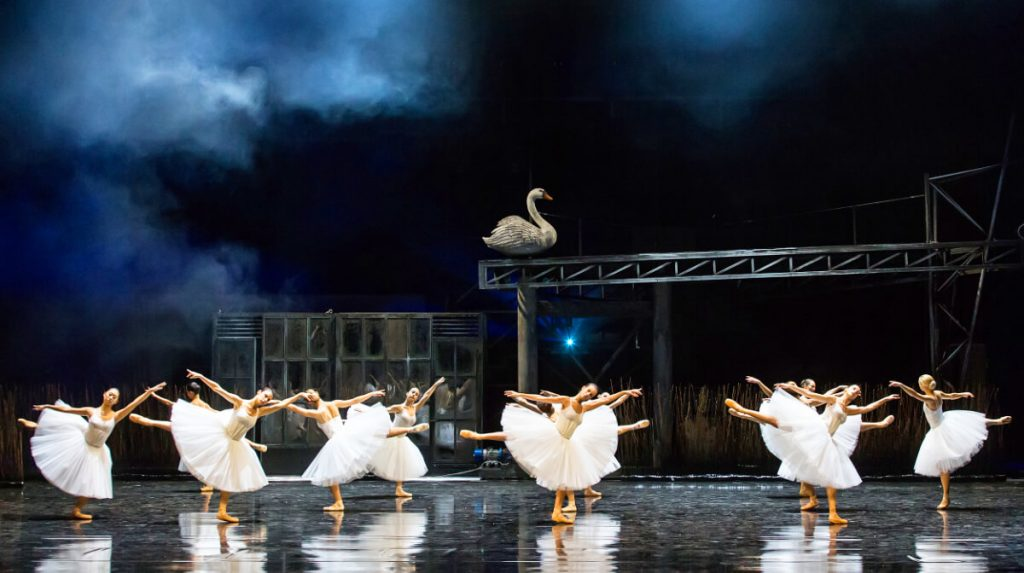 Swan Lake Greek National Opera Athens ballet