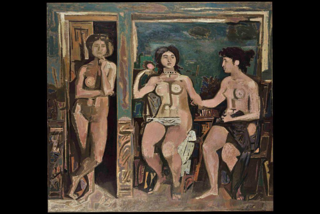 YIANNIS MORALIS Benaki Museum Athens