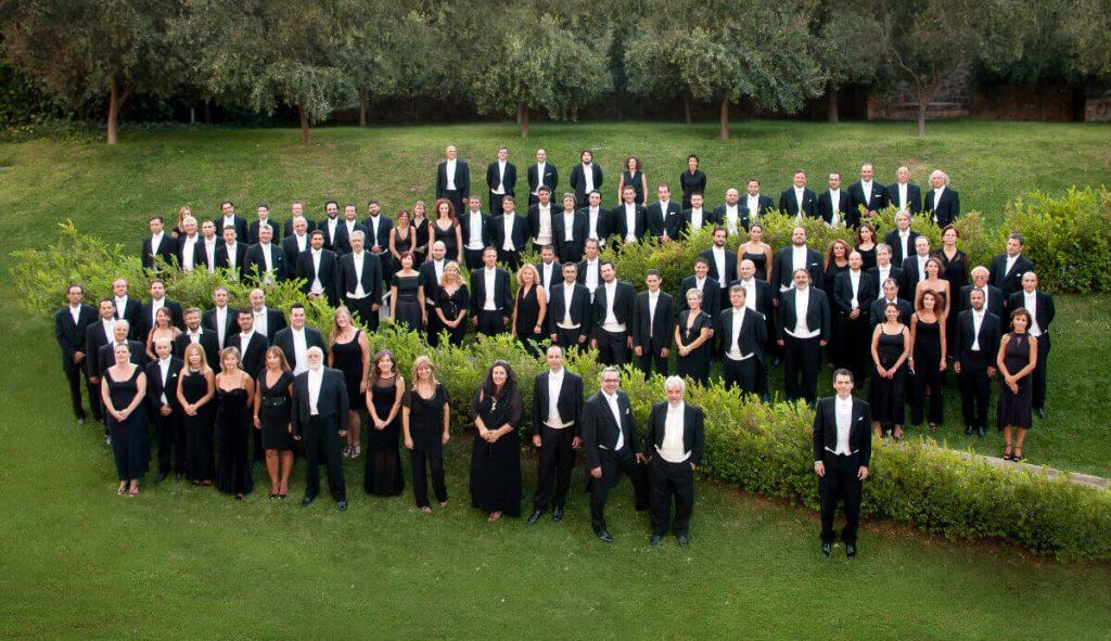 Athens State Orchestra Megaron Opera Gala