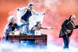 CHRISTMAS CAROL National Theatre Greece