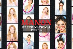 Manon Greek National Opera Athens