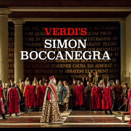 Simon Boccanegra Greek National Opera