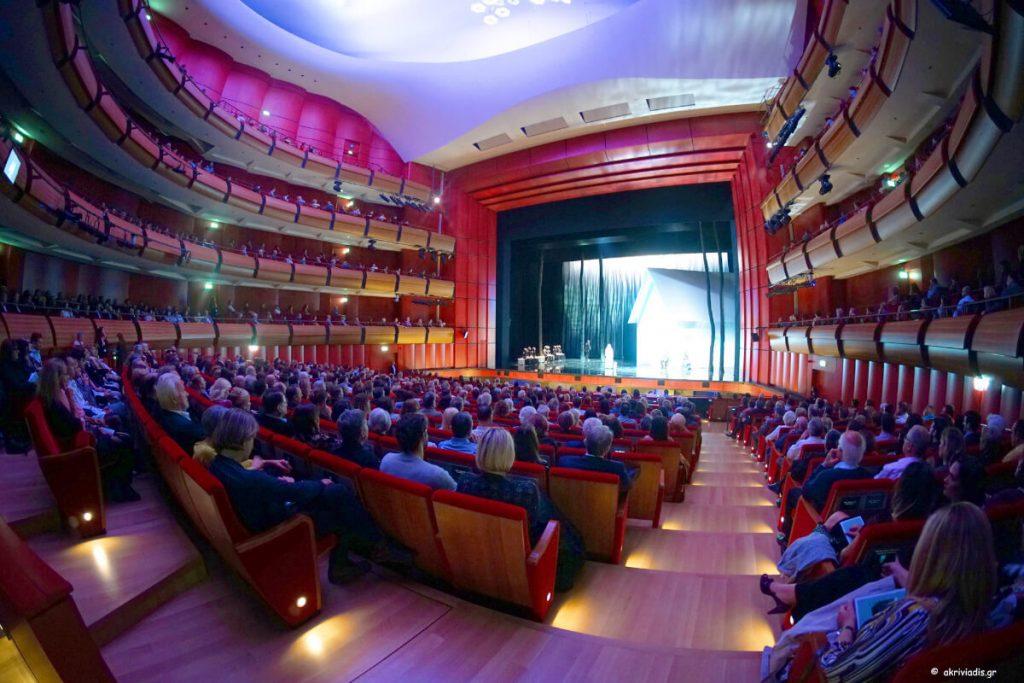 Simon Boccanegra Greek National Opera Niarchos