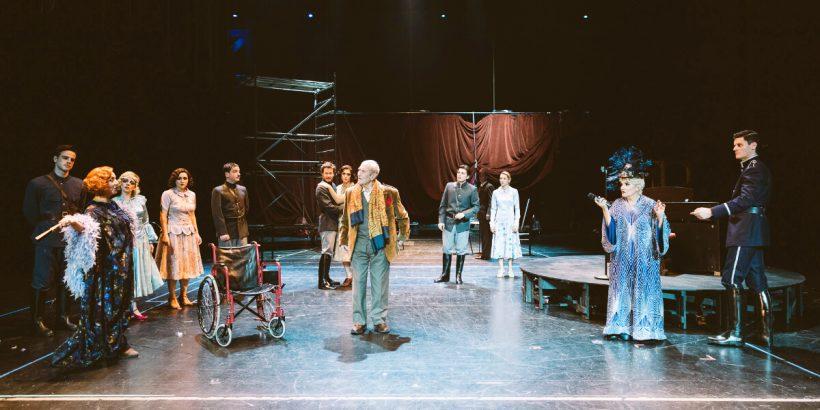 TONIGHT WE IMPROVISE National Theatre Greece