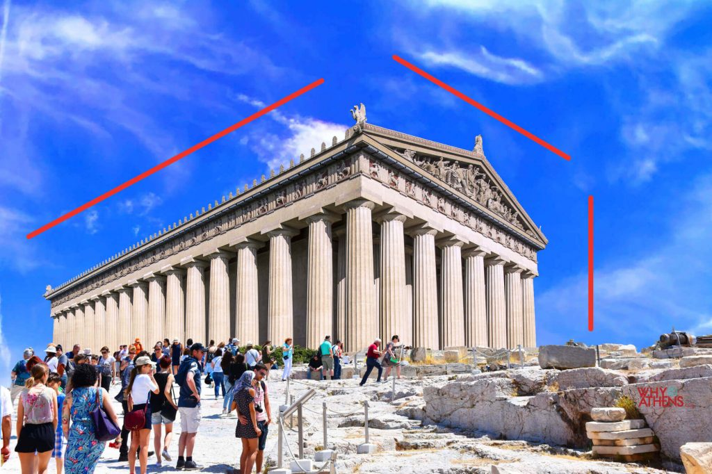Acropolis Pericles Parthenon Replica