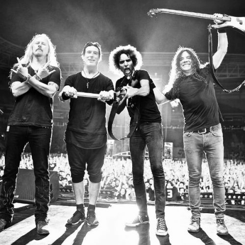 Alice in Chains Athens Release Festival
