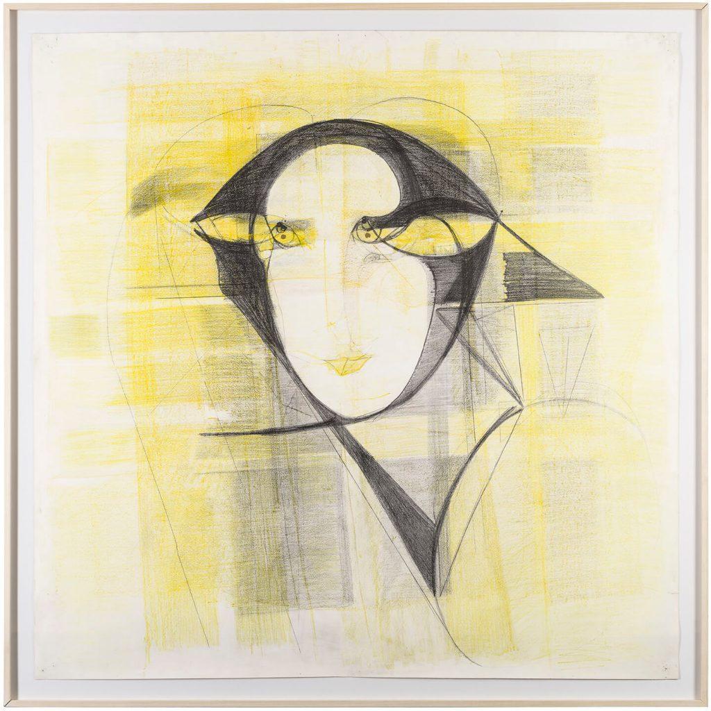 MARISA MERZ Athens Bernier Gallery