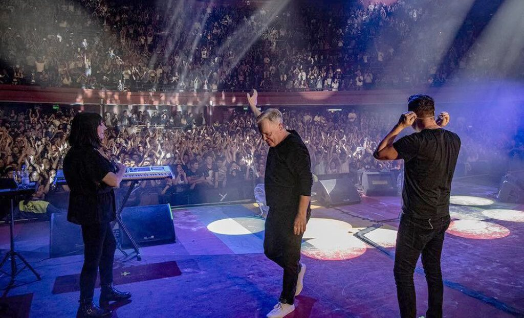 New Order Release Festival Athens