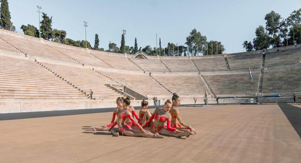 World Outdoor Gymnastics Gala Athens