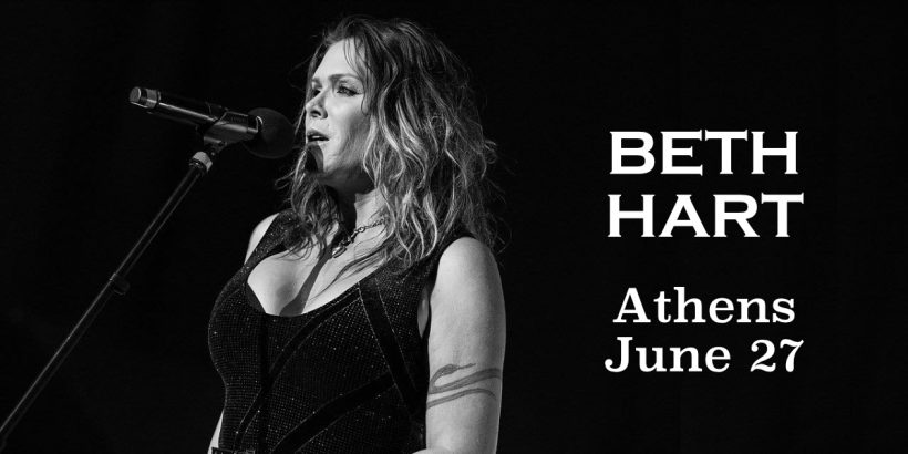 Beth Hart Athens