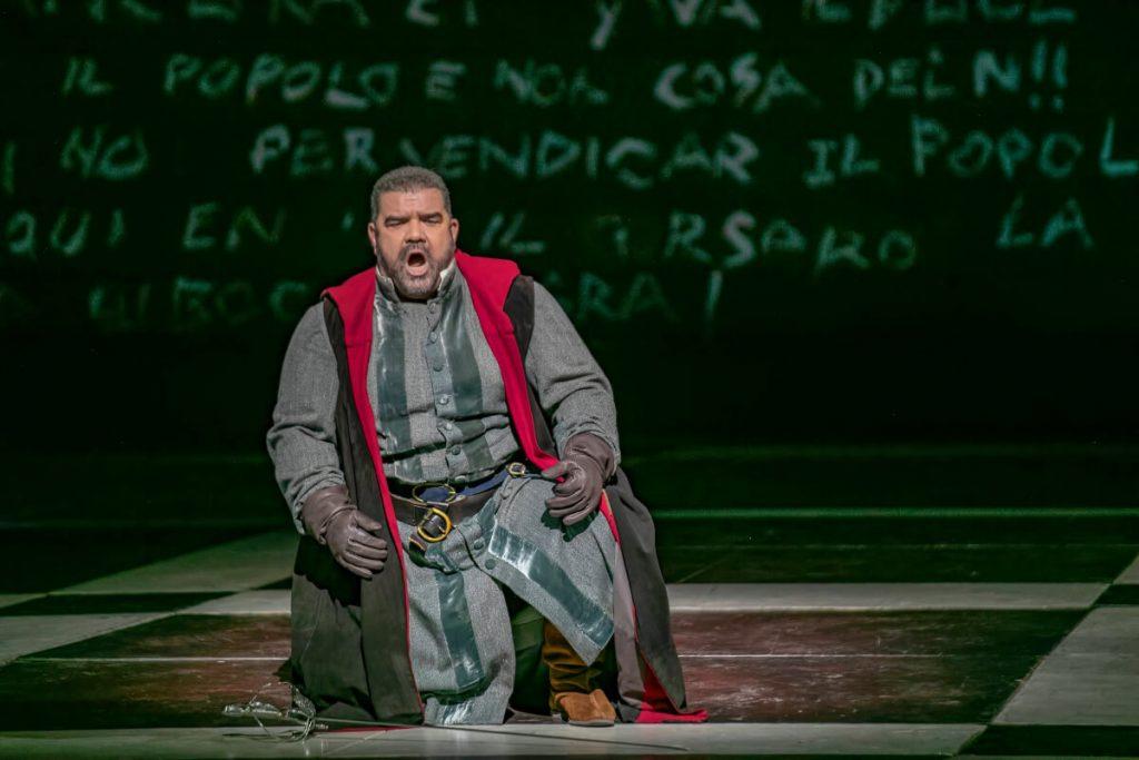 Dimitris Platanias Recital Simon Boccanegra