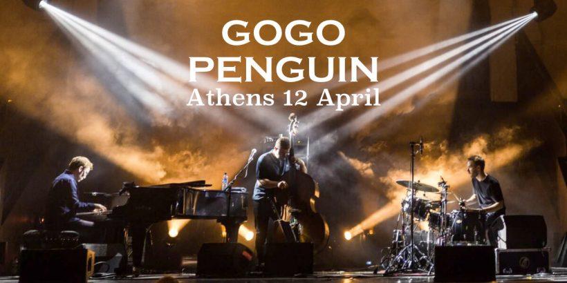 Gogo Penguin Athens Gazarte
