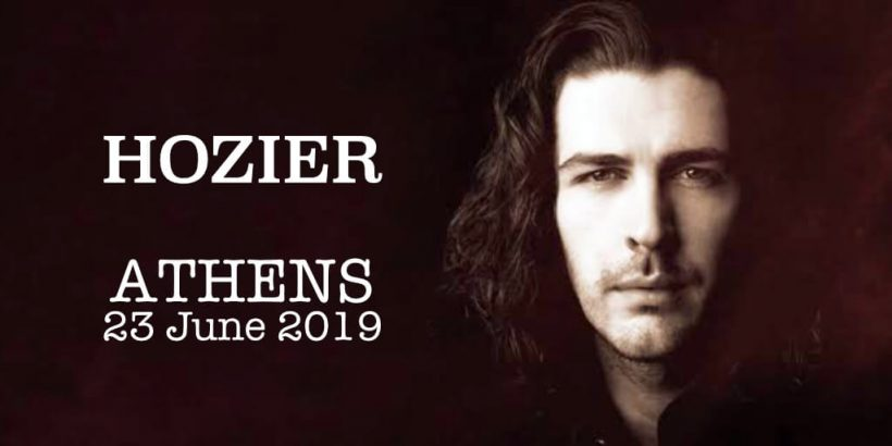 Hozier Athens Release Festival