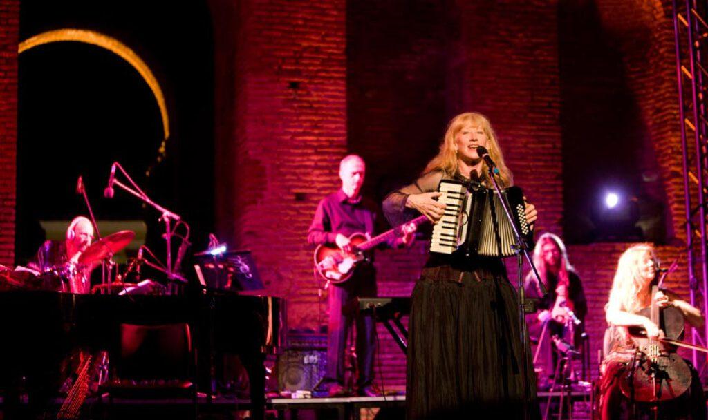 Loreena McKennitt Odeon Athens Festival